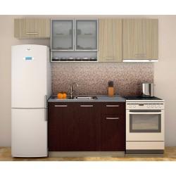 Кухненско обзавеждане Примо 303 с цял термоплот