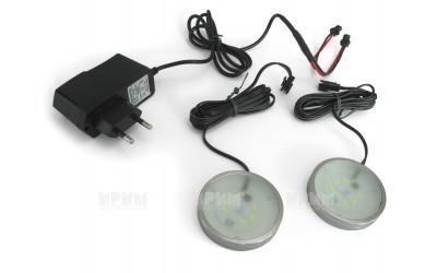 Осветление 54 LED луни