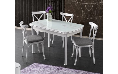Комплект трапезна маса и столове