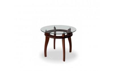Кръгла трапезна маса Арена - стъкло