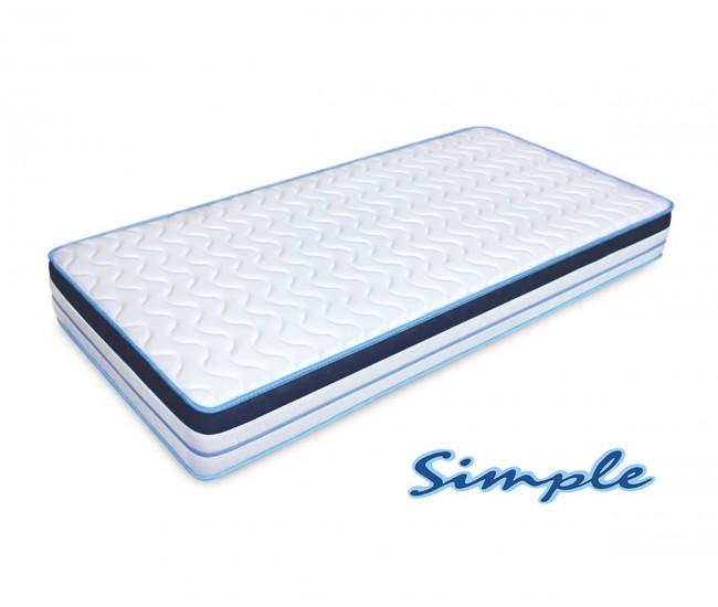 Двулицев матрак Simple