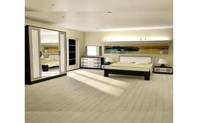 Спален комплект Бела
