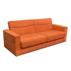Триместен диван Филаделфия с подлакътник 2 - с функция сън и ракла
