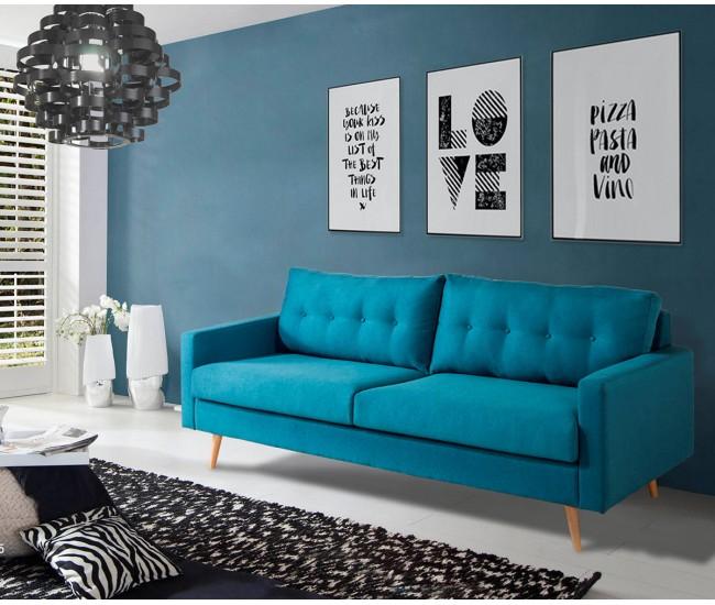 Триместен диван