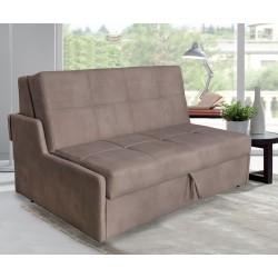 Триместен диван Орландо 135 с подлакътник 1 - с функция сън и ракла