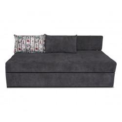Триместен диван Явор - с функция сън