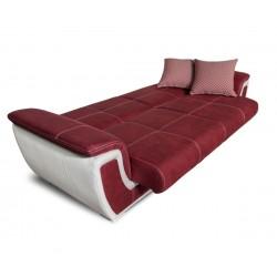 Триместен диван Калифорния - с функция сън и ракла