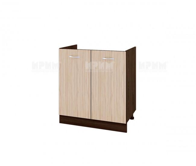 Долен кухненски шкаф за бордова мивка Сити ВА-30 - 80 см.