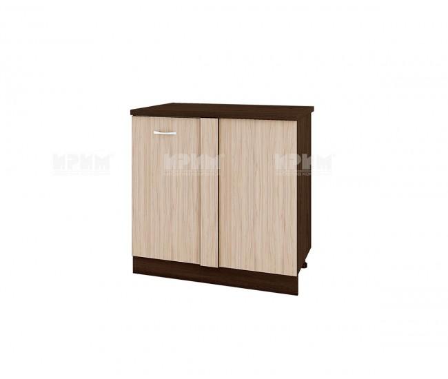 Долен кухненски шкаф за ъгъл с врата Сити ВА-42 - 90 см.