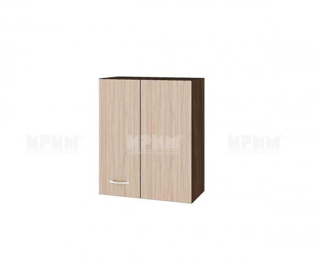 Горен кухненски шкаф Сити ВА-17 с врата за ъгъл - 60 см.