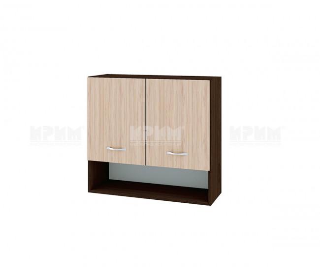 Горен кухненски шкаф Сити ВА-8 с две врати - 80 см.