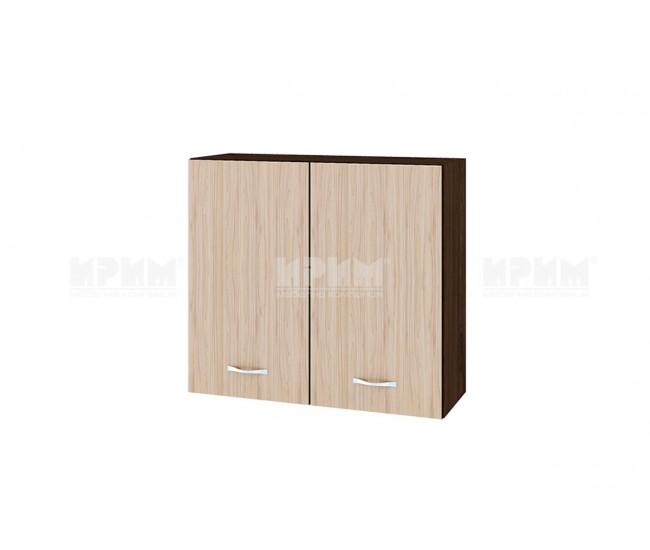 Горен кухненски шкаф Сити ВА-4 с две врати - 80 см.