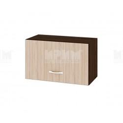 Горен кухненски шкаф Сити ВА-15 с хоризонтална врата - 60 см.