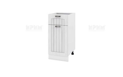 Кухненски долен шкаф Сити БФ-04-01-74 десен