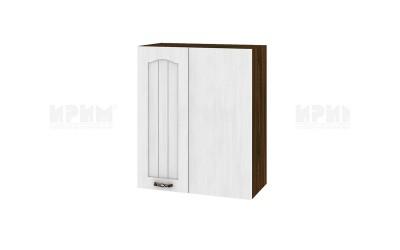 Ъглов кухненски горен шкаф Сити ВФ-04-01-67 ляв