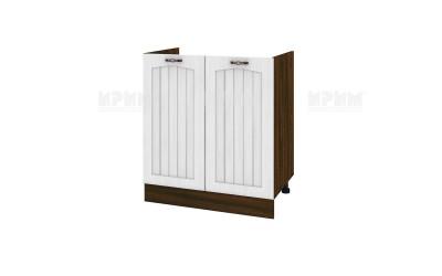 Кухненски долен шкаф за бордова мивка Сити ВФ-04-01-30