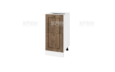 Кухненски долен шкаф Сити БФ-06-11-77 ляв
