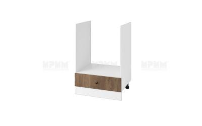 Кухненски долен шкаф за фурна Сити БФ-06-11-36