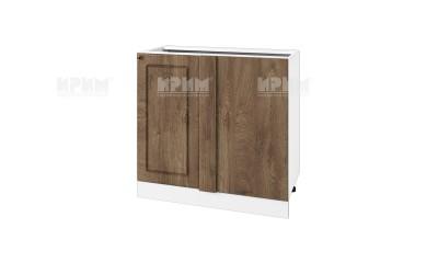 Ъглов кухненски долен шкаф Сити БФ-06-11-42