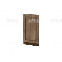 Кухненски долен модул-врата за съдомиялна Сити ВФ-06-11-38