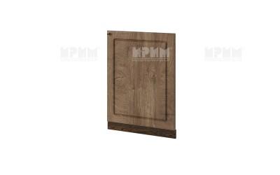 Врата за съдомиялна Сити ВФ-Дъб натурал-06-39 МДФ - 60 см.