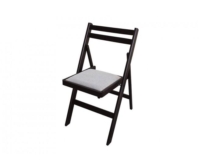 Сгъваем стол Ангел с тапицерия - Венге