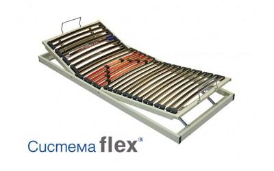 Подматрачна рамка Система Flex опция K - с механизми за повдигане областта на главата и краката