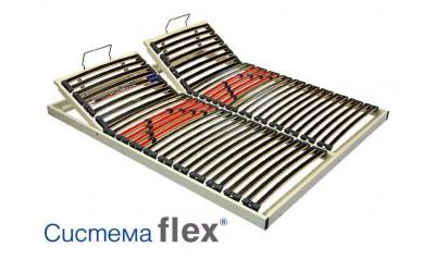 Подматрачна рамка Система Flex опция Г - с повдигане областта на главата