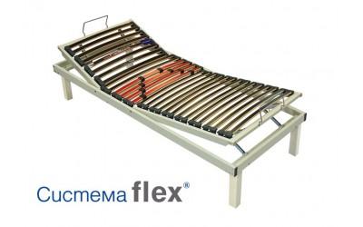Подматрачна рамка Система Flex Вариант (с крачета) опция K - с повдигане областта на главата и краката