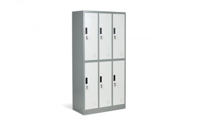 Метален шкаф Carmen CR 1243 J Lux
