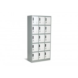 Метален  шкаф Carmen CR 1245 J Lux