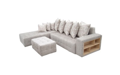 Ъглов диван Казабланка
