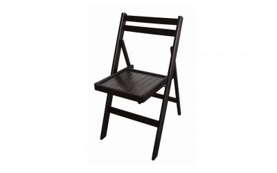 Сгъваем стол Ангел без тапицерия - Венге