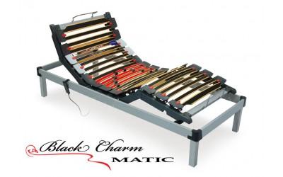 Подматрачна рамка Black Charm Matic Вариант (с крачета) - с дистанционно регулиране положението на главата и краката