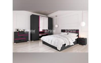 Спален комплект Сити 7006
