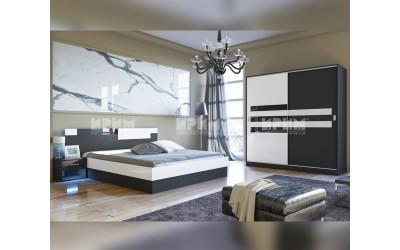 Спален комплект Сити 7022 с матрак