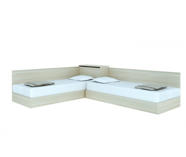 Комплект ъглови легла №21 - по поръчка