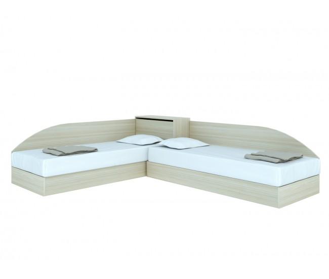Комплект ъглови легла №22 - по поръчка