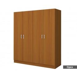 Четирикрилен гардероб М 014 Е - последни бройки