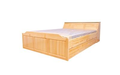 Спалня Масив 44 - с ракла и 4 бр. чекмеджета