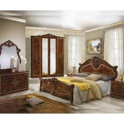 Луксозен спален комплект Amalfi Marrone