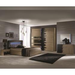 Луксозен спален комплект Mozart 160/200