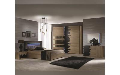 Луксозен спален комплект Mozart