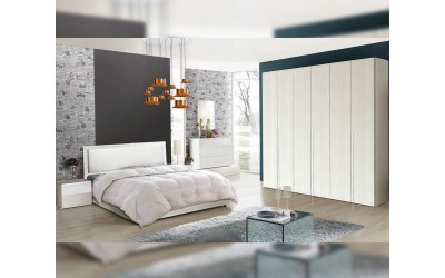 Луксозен спален комплект Sefura Olmo 180/200