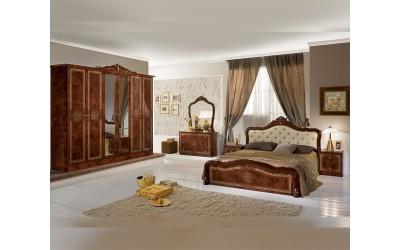Луксозен спален комплект Luisa Marrone