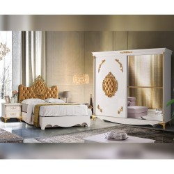 Луксозен спален комплект Sila