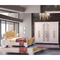 Луксозен спален комплект Asli