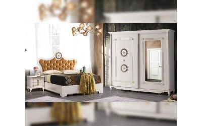 Луксозен спален комплект Fulya