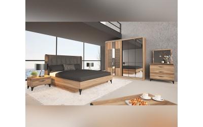Луксозен спален комплект ASOS 180/200 см.