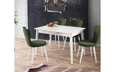 Комплект маса VENUS 1106 и столове LOREN 2110